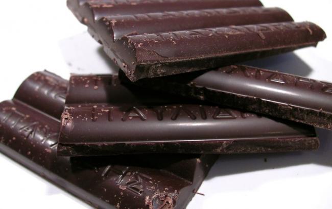 Фото: Черный шоколад (Chocolatery.net)