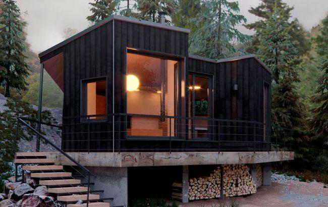 Секретні будиночки в Карпатах: стильні затишні готелі для відпочинку на вихідних