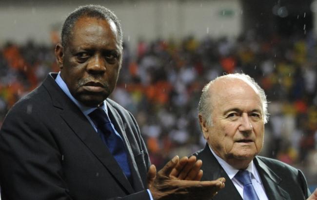 Вся Африка поддержит Блаттера на выборах в президенты ФИФА