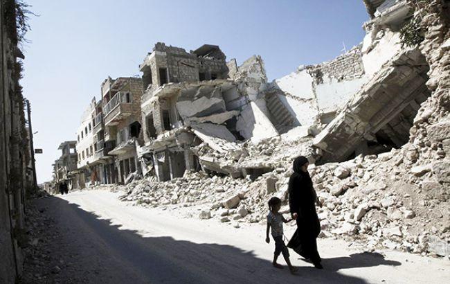 Фото: війна в Сирії (unisef.org)