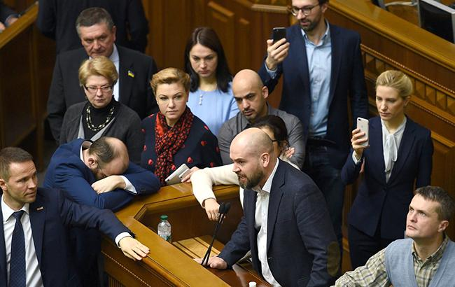 Депутатам удалось добиться провала поправки, но не ликвидации налоговой милиции