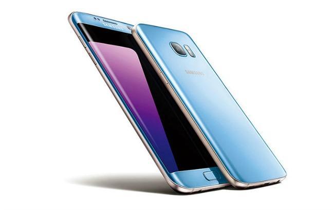 Фото: Samsung представил Galaxy S7 edge в новом цвете