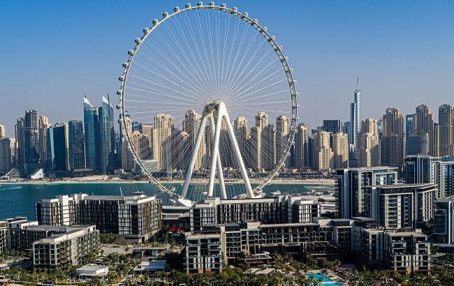 С высоты птичьего полета: в ОАЭ откроют самое высокое колесо обозрения в мире