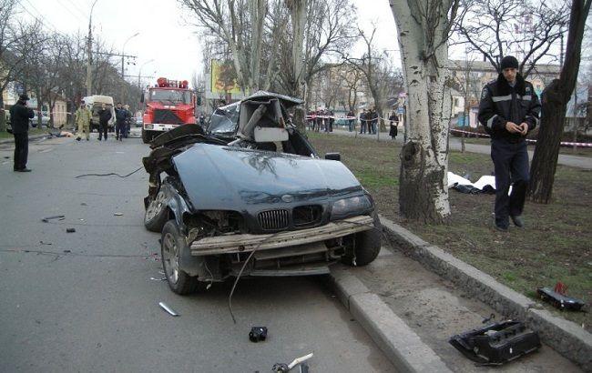 Фото: в Николаеве произошло ДТП с жертвами
