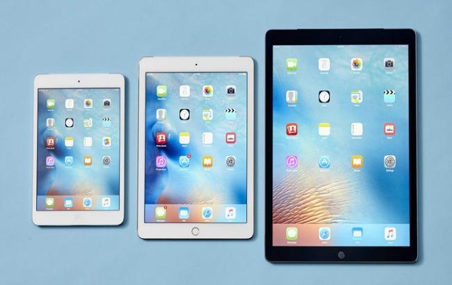 Фото: новые  iPad Pro будут представлены в следующем году