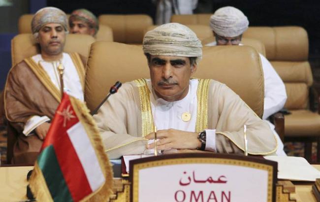 Фото: міністр нафти Омана Мухаммад бен Хамад ар-Румхи