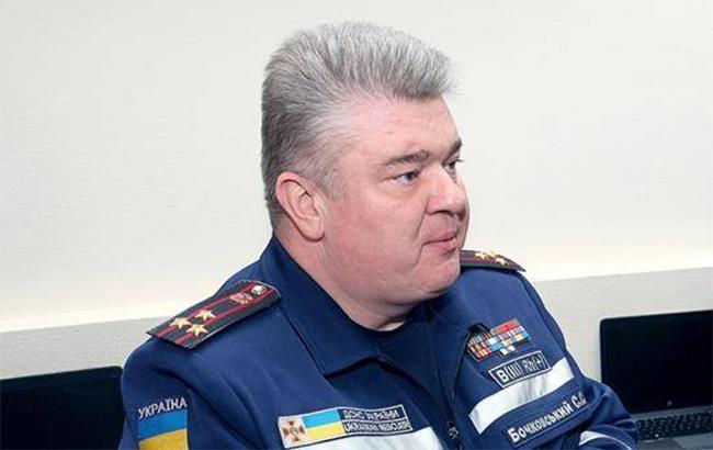 Суд відновив Бочковського на посаді глави ДСНС