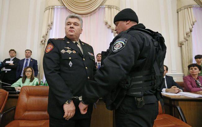 Сергея Бочковского задержали на заседании Кабинета министров