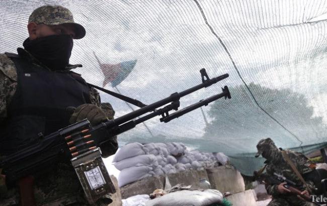 У Луганській обл. бойовика НЗФ засуджено до 5 років позбавлення волі