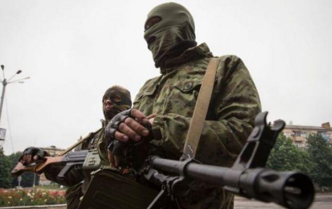 Боевики на Донбассе обстреляли свои позиции, есть жертвы, - разведка