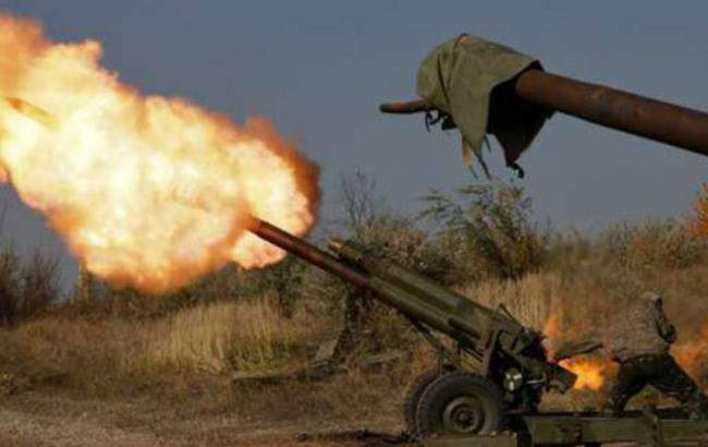 Бойовики обстріляли сили АТО на всіх напрямках, - штаб