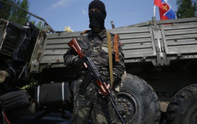 В зоні АТО налічується близько 30-33 тис. бойовиків і російських найманців, - ІО