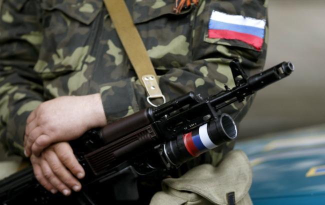 В районі селища Луганське відбувся бій, - штаб АТО
