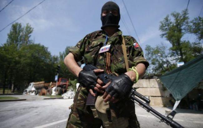 Боевики начали обстрел Мироновской ТЭС