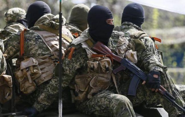 """Боевики с ночи 20 раз нарушили """"режим тишины"""", - штаб АТО"""