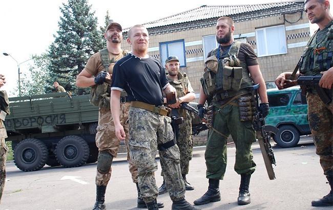 "Фото: Бойовики ""ЛНР"" (gennadiydubovoy.livejournal.com)"