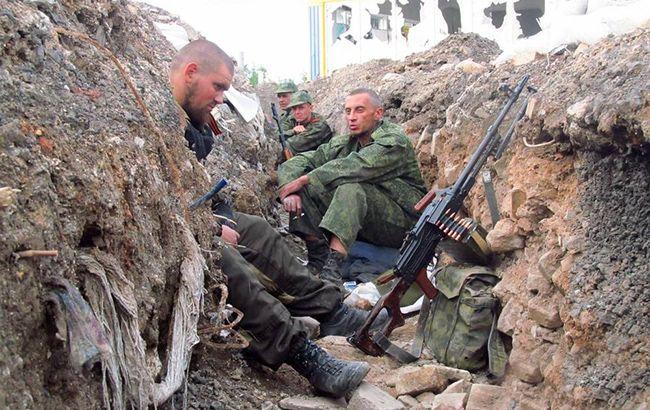Бойовики використовують перемир'я на Донбасі для нарощування боєздатності