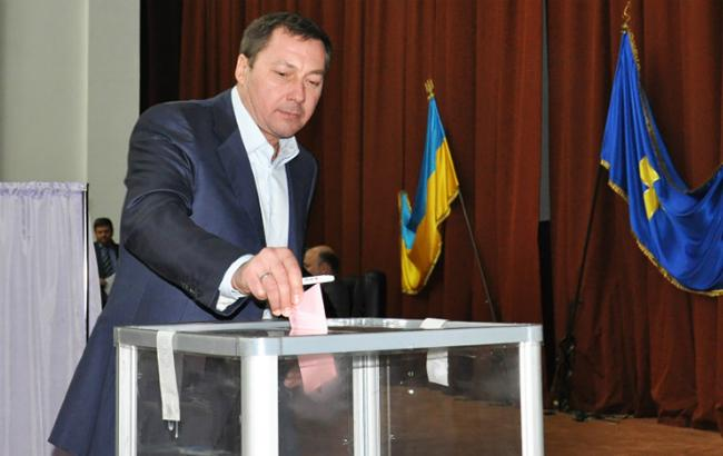 Фото: новообраний нардеп Руслан Богдан (Veroyatno.com.ua)