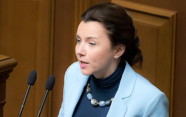 Экспорт из Украины в ЕС за январь-апрель составил 6,6 млрд долларов, - Микольская