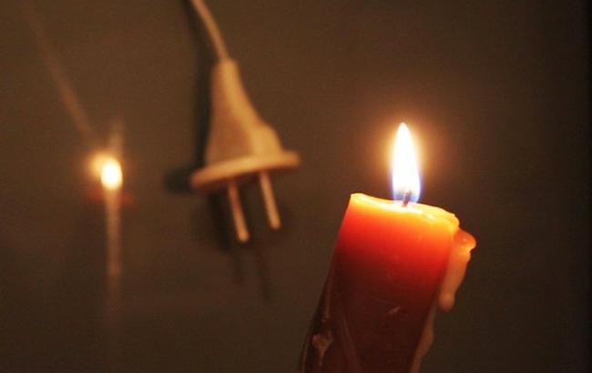ВЛуганской области восемь населенных пунктов остались без света