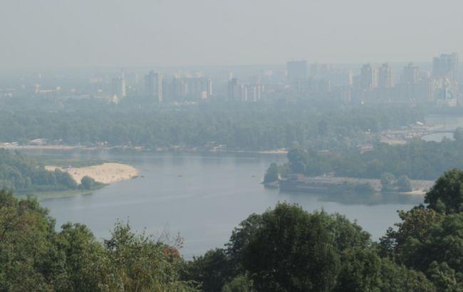 СЕС зафіксувала поліпшення ситуації з забрудненням повітря в Києві
