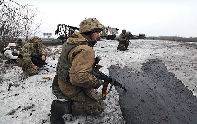 как Украина ведет позиционную войну