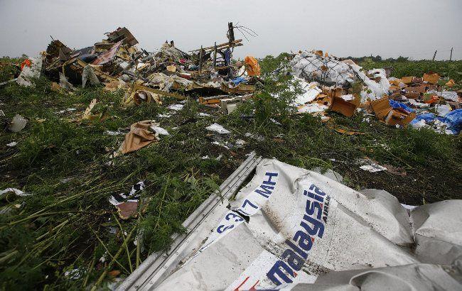 Фото: к катастрофе МН17 причастна Россия