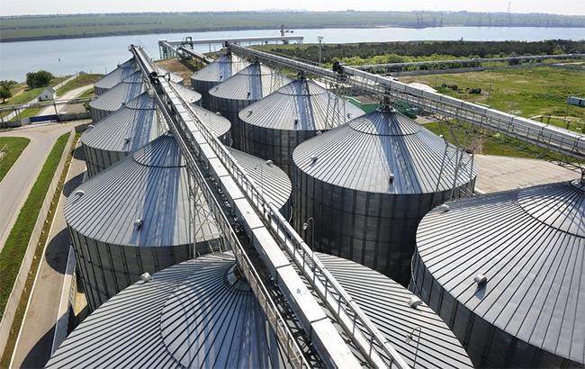 Суд заарештував зерновий термінал Коломойського в Одеській області