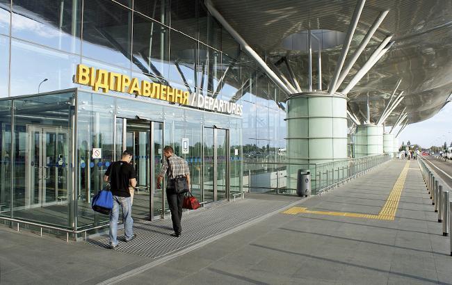 """Фото: аэропорт """"Борисполь"""" (kbp.kiev.ua)"""