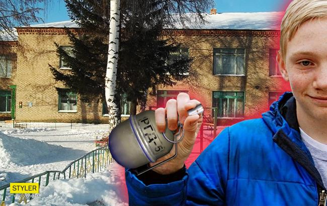 В Харьковской области восьмилетний мальчик играл с гранатой