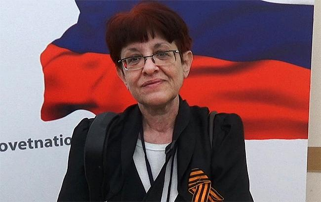 """""""Холопов – в стойло"""": журналистка в эфире росТВ назвала Украину """"злокачественной опухолью"""""""
