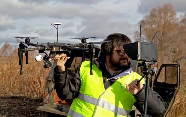 Фото: беспилотники для ГСЧС (Drone.UA)