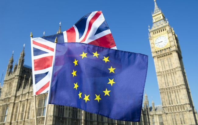 Англия  может потерять €81 млрд после Brexit