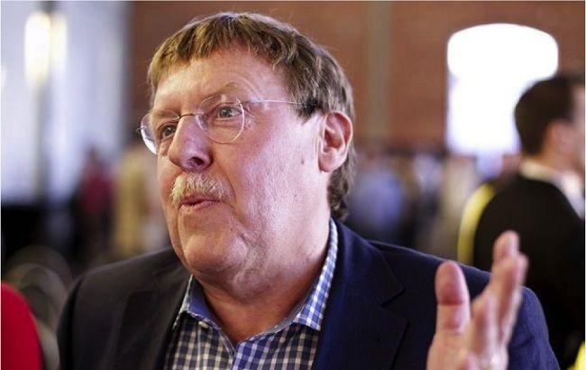 Фото: спикер палаты представителей парламента Бельгии Зигфрид Браке