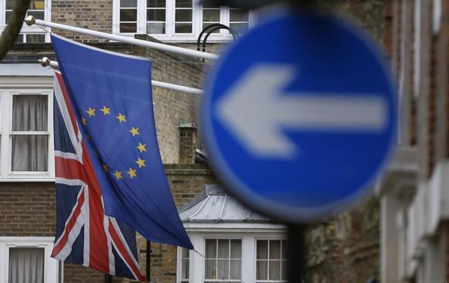 Фото: Великобритания хочет соглашения о свободной торговле с Евросоюзом после Brexit