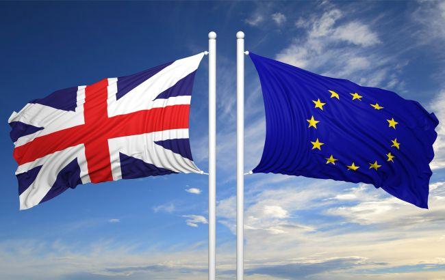 Фото: потери Британии от Brexit могут составить 100 млрд фунтов стерлингов