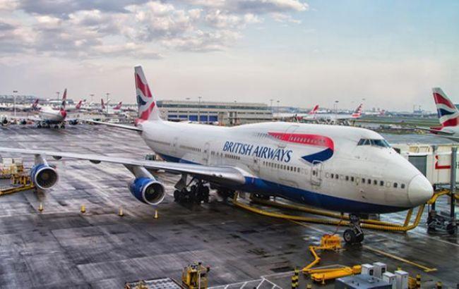 British Airways отменила 1,5 тыс. авиарейсов из-за забастовки