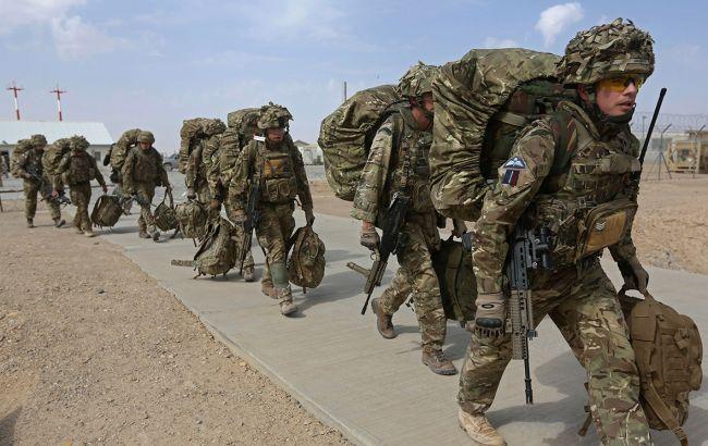 Фото: британцы признали свою армию уязвимой в случае возможной войны с РФ