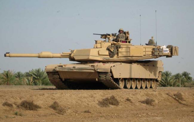 США перебросят часть танков изПольши встраны Балтии