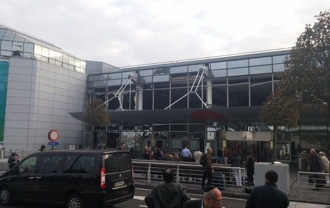 Фото: в Брюсселе вчера произошло несколько терактов