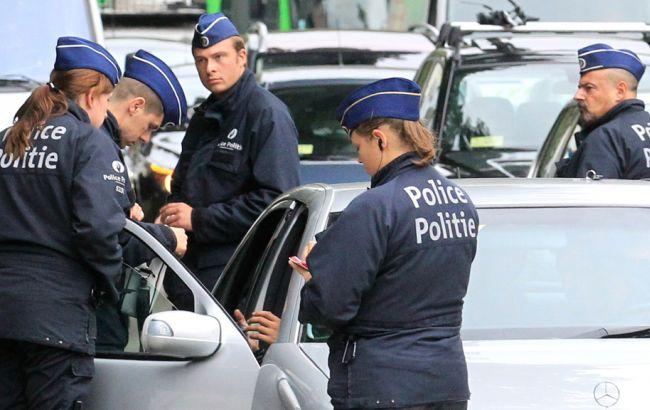 Фото: брюссельские полицейские