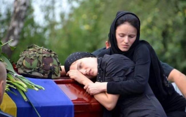 Фото: Вдовы бойцов (facebook.com/EuroMajdanWarszawa)
