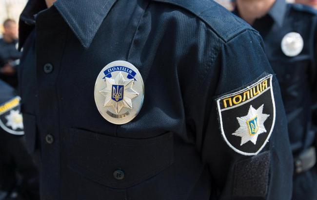 Фото: поліція перевіряє обставини події