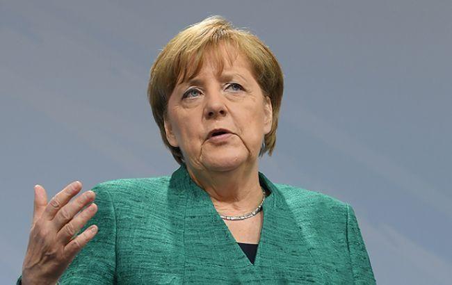 Німеччина підтримує розширення санкцій проти Росії, - Меркель