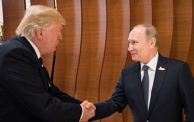 Трамп розповів про неформальну розмову з Путіним на саміті G20