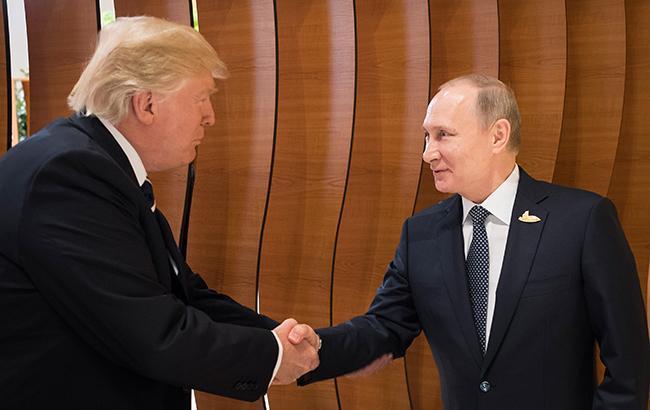 Трамп під час зустрічі з Путіним обговорить Україну та втручання у вибори, - Politico