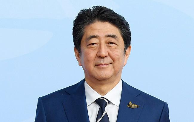 Фото: прем'єр Японії Сіндзо Абе (bundesregierung.de)