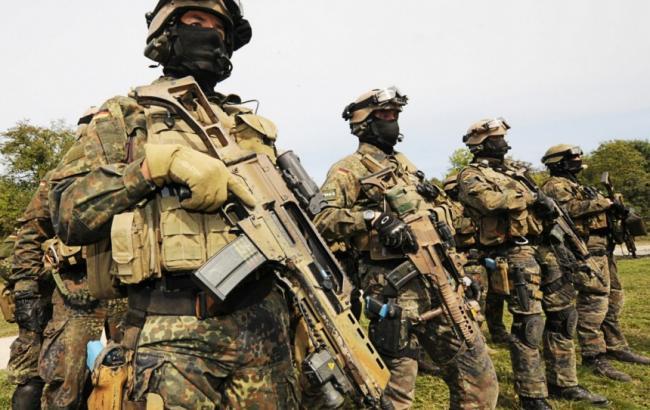 ЗМІ: США вимагають від Німеччини збільшити присутність армії на східних кордонах НАТО