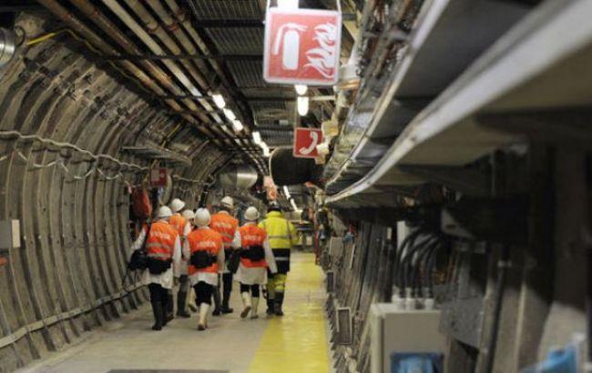 Фото: склад ядерних відходів в Бюре