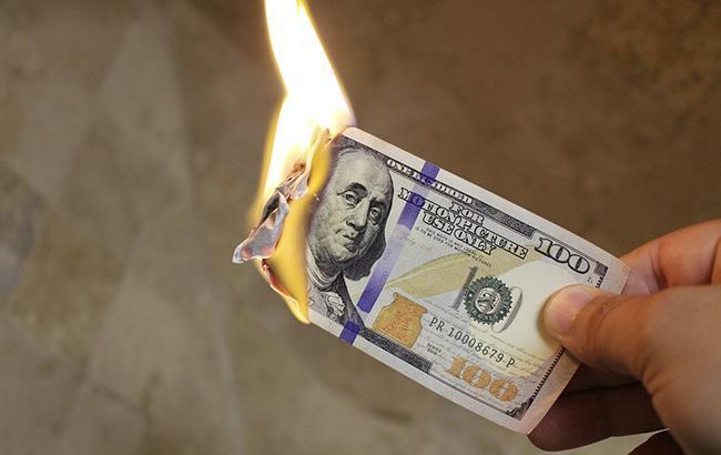 Руб. упал вцене кдоллару иевро навечерних торгах Московской биржи